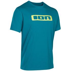 ION Logo - Camisetas Hombre - azul/Azul petróleo